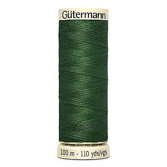 Gutermann Ommella-all 100 % Polyesteri Thread 100m Käsi ja kone värikoodi - 639
