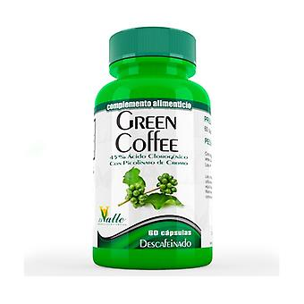 Green Coffee (Decaffeinated Green Coffee) 60 capsules