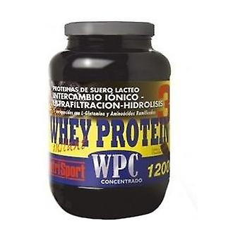 Whey Protein 3 (Chocoladesmaak) 1200 g