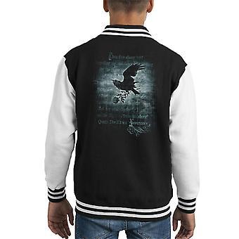 Alchemy Nevermore Kid ' s Varsity jakke