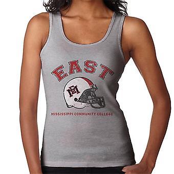 East Mississippi Community College Dark Helmet Women's Vest