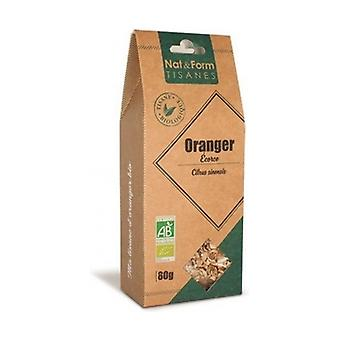 Organic Orange Tree Herbal Tea 80 g