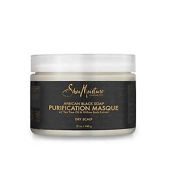 Shea Moisture African Black Soap Purification Masque 340g