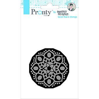 Pronty Crafts Mandala Laser Foam Stamp