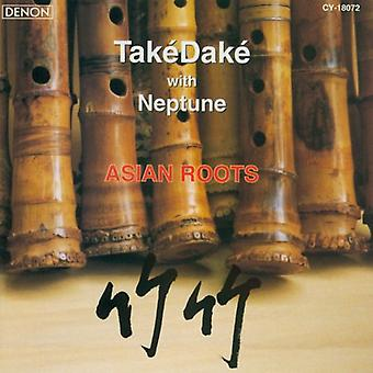 John Kaizan Neptune - Asian Roots [CD] USA import