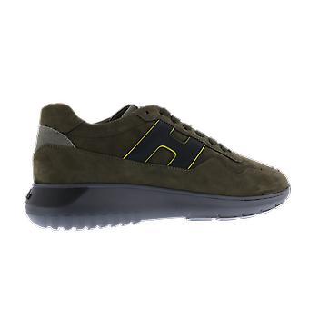 Hogan I Cube Green HXM3710AM240CN429A shoe