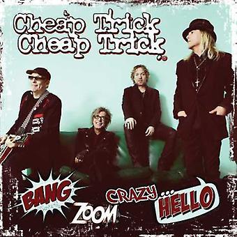 Cheap Trick - Bang Zoom Crazy Hello [Vinyl] USA import