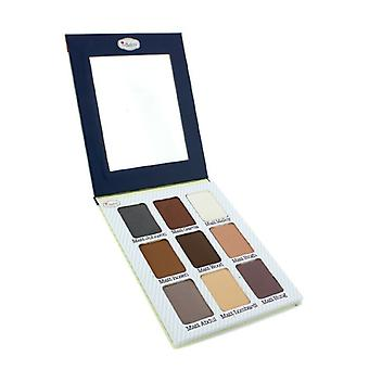 TheBalm Meet Matt Nude Eyeshadow Palette 25.5g/0.9oz