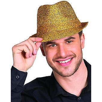Fancy Fedora Chapeau paillettes