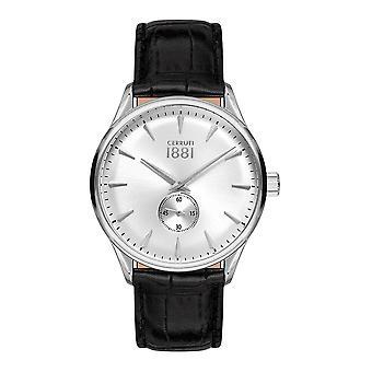 Cerruti 1881 Clusone CRA24005 Relógio masculino
