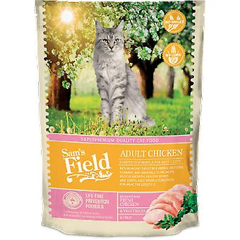 Sam's Field Adult Chicken (Cats , Cat Food , Dry Food)