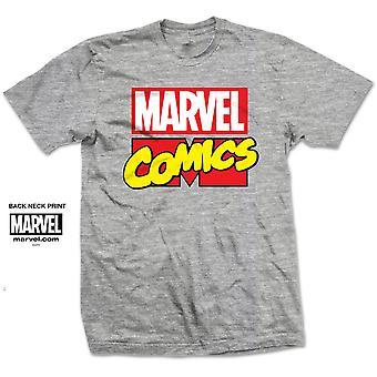 Marvel Comics Marvel Logo Official Tee T-Shirt Unisex