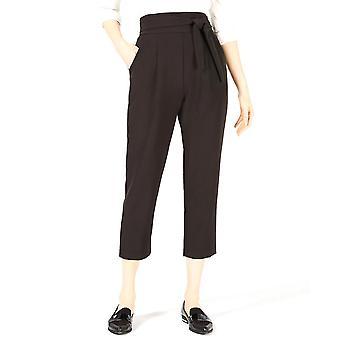 Leyden | High-Waist Cropped Pants