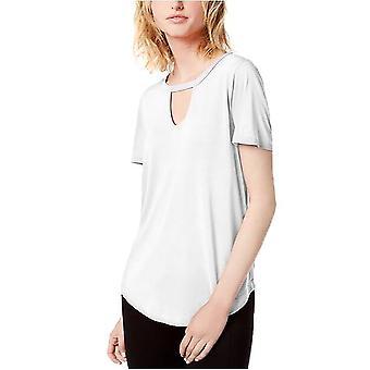 Bar III | Choker T-Shirt