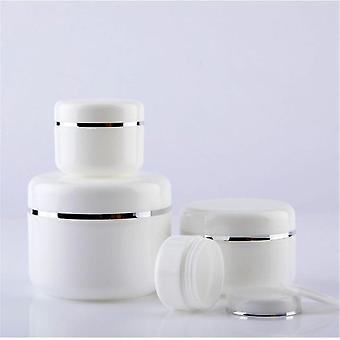 Uudelleen täytettävät pullot - Travel Face Cream, Voide, Kosmetiikka-astia