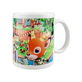 Animal Crossing, Mugg - Spring