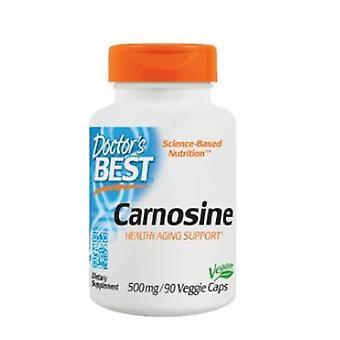 Læger Bedste Carnosin, 500 mg, 90 Vcaps