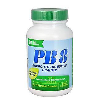 Nutrition Now PB 8 Pro-Biotic Acidophilus, 60 Caps