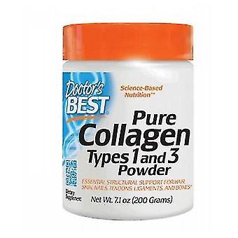 Doctors Best Best Collagen Types 1 & 3, 200 g Powder