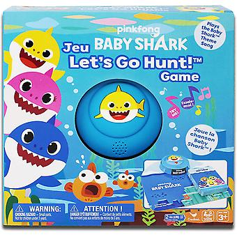 Baby shark - let's go hunt! game