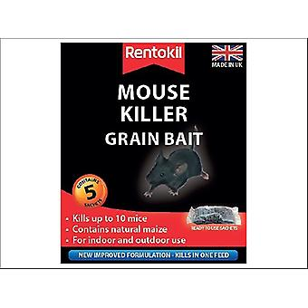 Rentokil Mouse Killer Grain x 5 PSM21