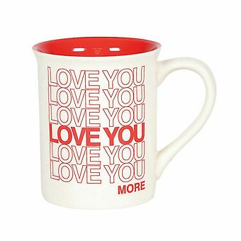 Our Name Is Mud Love You Type Mug