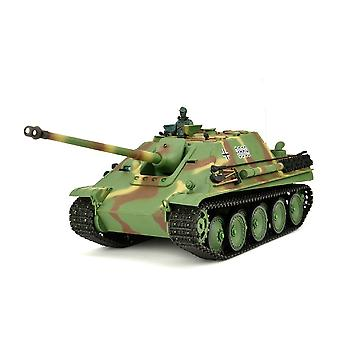 RC Tank Hunting Panther par Heng Long 1:16 avec Smoke et; Son - 2.4GHz
