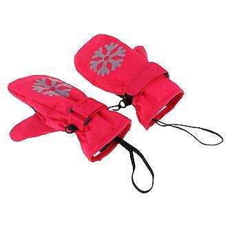 Gants étanches de mitaines thermiques de ski