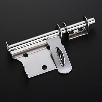 Stainless Steel Latch Security Door Bolts Mounted Locks