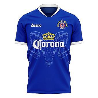 Chivas 2020-2021 Away Concept Football Kit (Libero)
