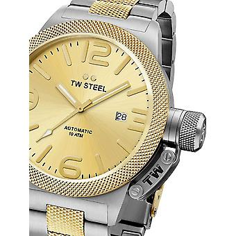 Mens Watch Tw-Steel CB55, Automatic, 45mm, 10ATM