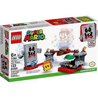 LEGO 71364 Expansion Set: Whops LavaFort