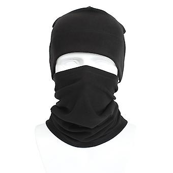 Warme sjaal Tweedelige Winter Knit Hat /wollen pet, wasbare en herbruikbare mondgezicht