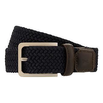 BRAX Belt Men's Belt Textile Belt Belt Stretch Belt Blue 5404
