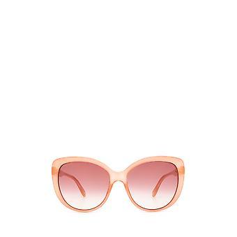 Gucci GG0789S rosa weibliche Sonnenbrille