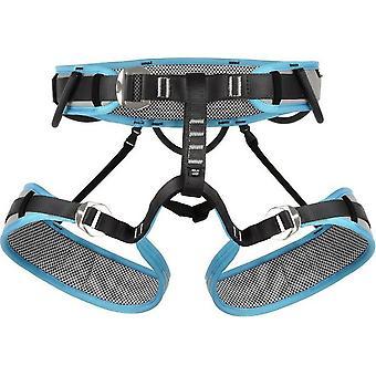 DMM Climbing Hiking Equipment Vixen Harness Blue