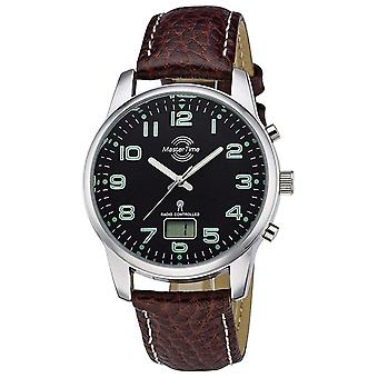 Mens Watch Master Time MTGA-10426-22L, Quartz, 41mm, 3ATM