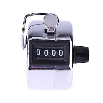 Tally Counter Number, Manual Hand Held Tally Counter Manual Counting Golf  (as