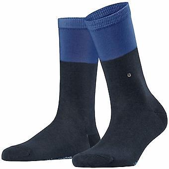 Burlington Margate Socks - Marine/Blue