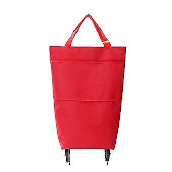 B-life taittuva ostoskärry Portaiden kiipeilijä laukku pyörillä