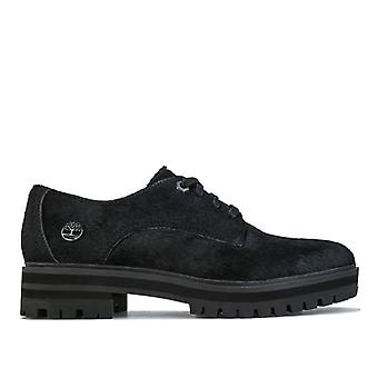 Women's Timberland London Square Oxford Schuhe in schwarz