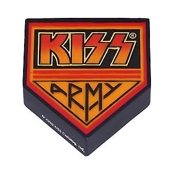 KISS Army Logo Magnetic Bottle Opener
