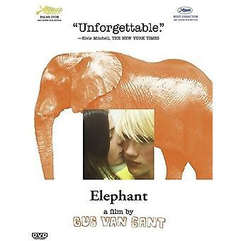 Elephant [DVD] USA import