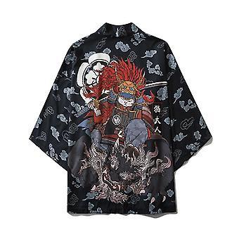 קימונו אופנה יפני הרג'וקו