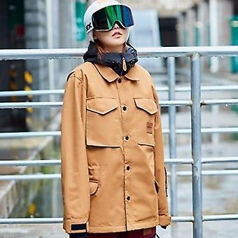 Outdoor Brands Unsex Ski Suit Men Winter M65 Snow Jacket
