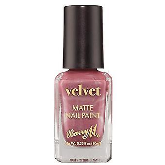 Barry M Velvet Nagelfärg - Modern Mauve