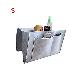 Bedside Storage Organizer, Desk Bag, Sofa Tv Remote Control, Hanging Caddy