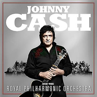 Cash,Johnny - Johnny Cash And The Royal Philharmonic Orchestra [Vinyl] USA import