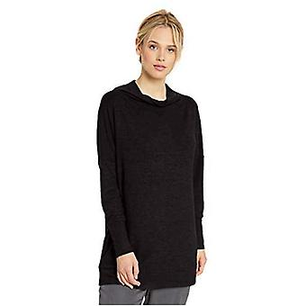 Brand - Daily Ritual Women's Cozy Knit Modern Funnel-Neck Tunic