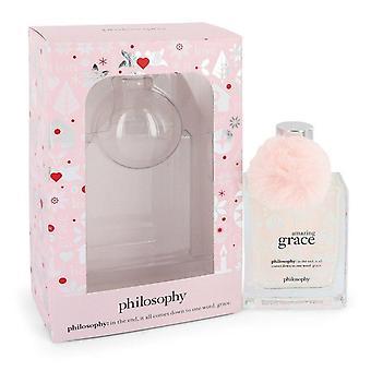Amazing Grace Eau De Toilette Spray (Special Edition Bottle) By Philosophy 2 oz Eau De Toilette Spray